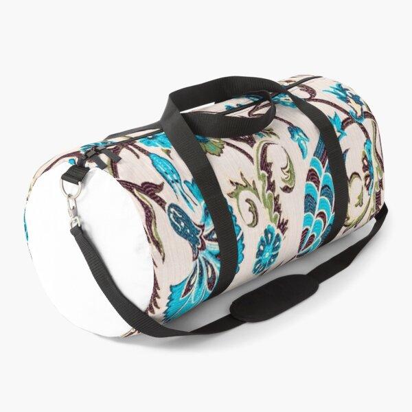 Floristry Floret Pattern Duffle Bag