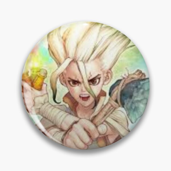 Dr stone Pin