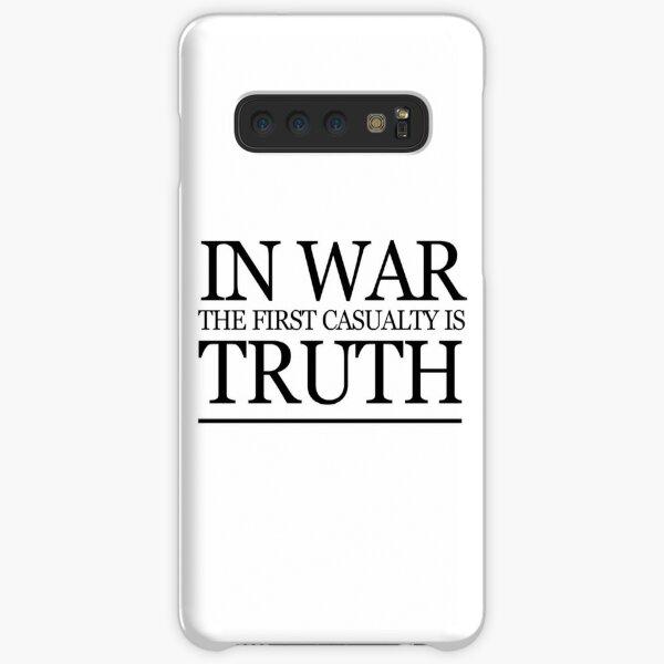 Agamemnon Quote Aeschylus Samsung Galaxy Snap Case