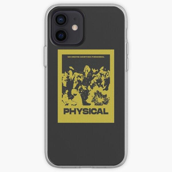 Rétro physique Coque souple iPhone