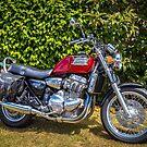 Triumph Thunderbird by Keith Hawley