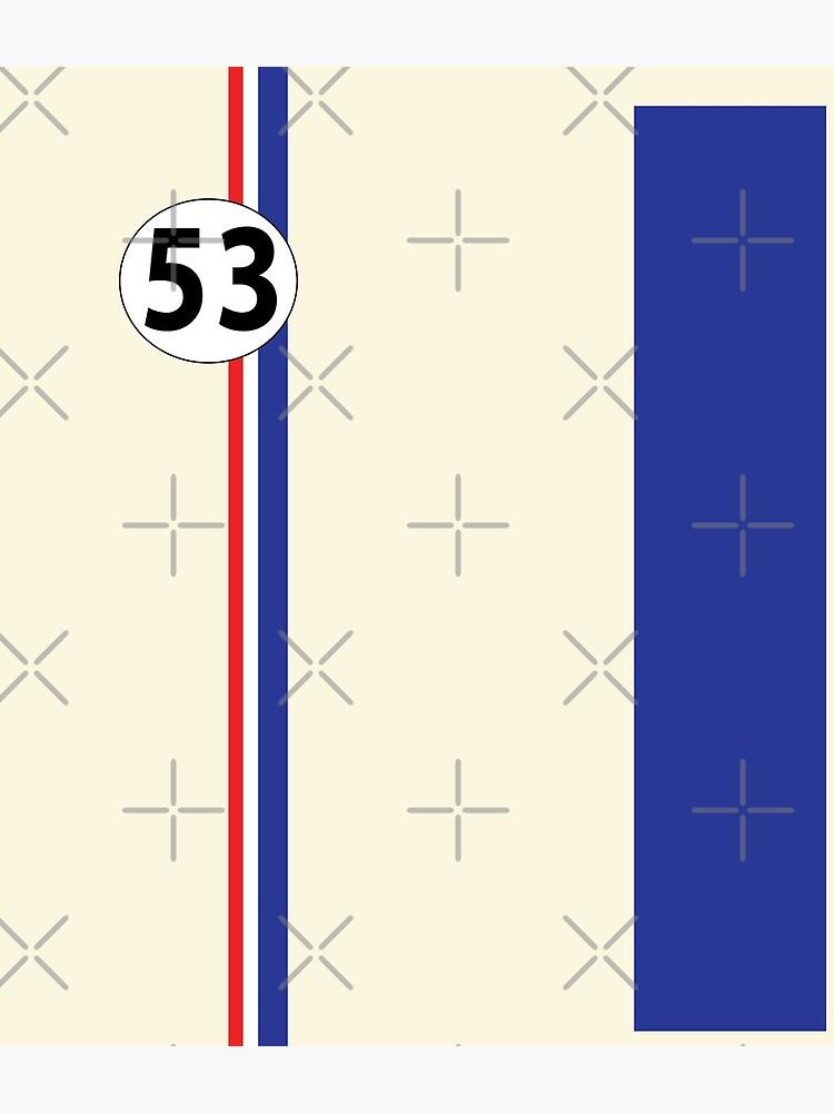 Herbie, number 53 by C-N-Designs