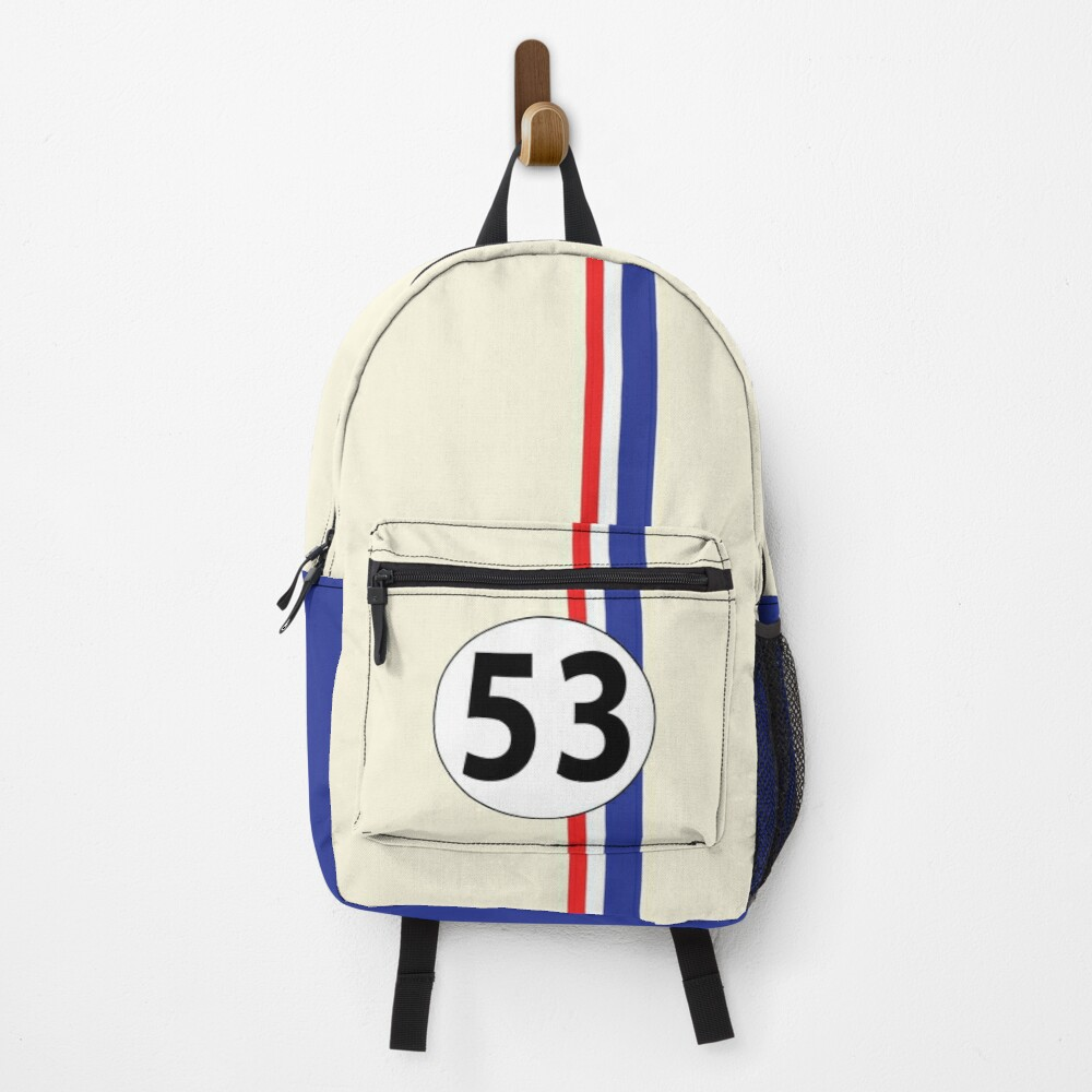 Herbie, number 53 Backpack