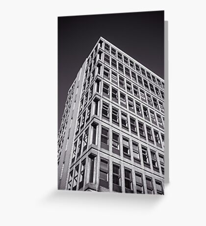Concrete Monster #2 Greeting Card