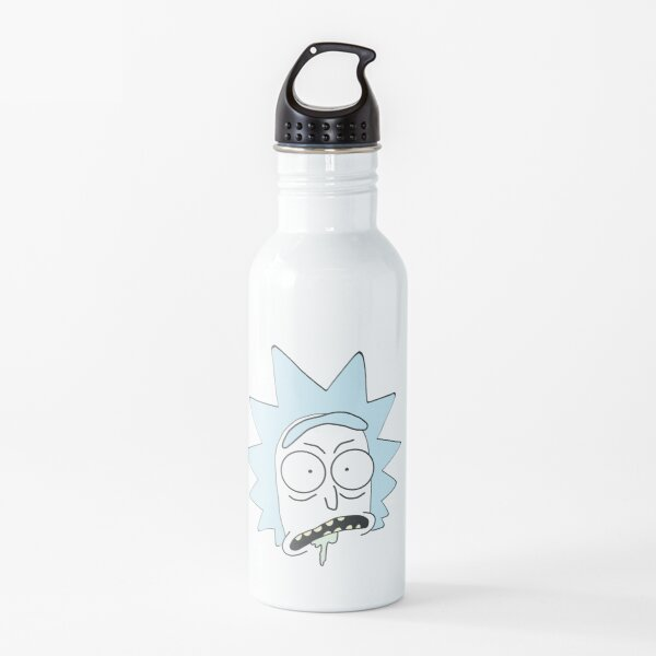 Rick from Rick and Morty Water Bottle