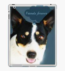 friends forever iPad Case/Skin
