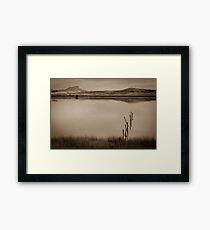 Waipu Inlet Framed Print