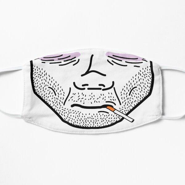 Doomer Face Flat Mask