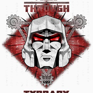 Peace Through Tyrrany by irrational-gaz