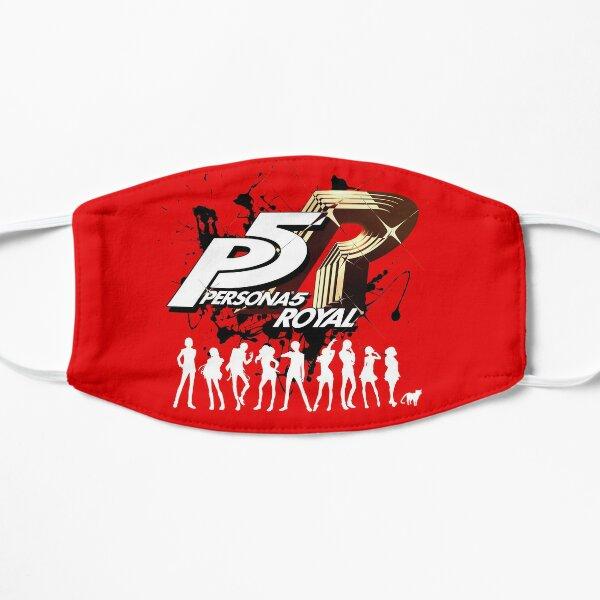 Persona 5 Royal Splatter Silhouettes Mask
