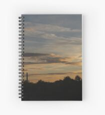 Nature & abstract collection  Spiral Notebook