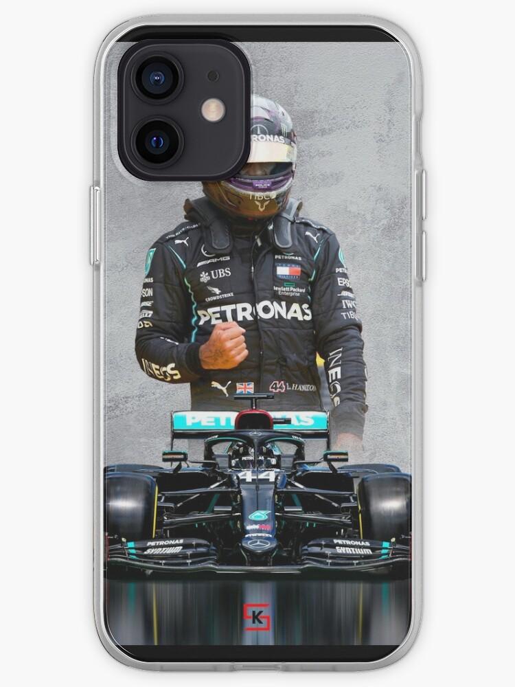 Lewis Hamilton Mercedes 2020 | Coque iPhone