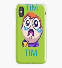 Tim Tim iPhone Case/Skin