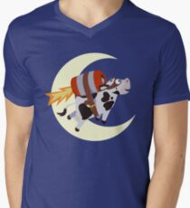 The Cow's Successful Mission Over The Moon T-Shirt