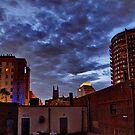 Stamford Dark Morning by distilledminds