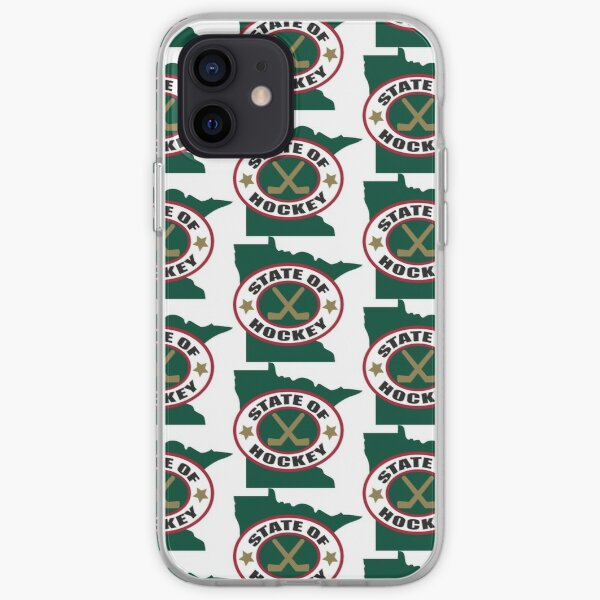 State of Hockey iPhone Soft Case