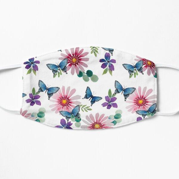 Gerbs and Butterflies  Mask