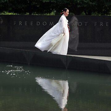 Korean War Memorial by JudsonJoyce