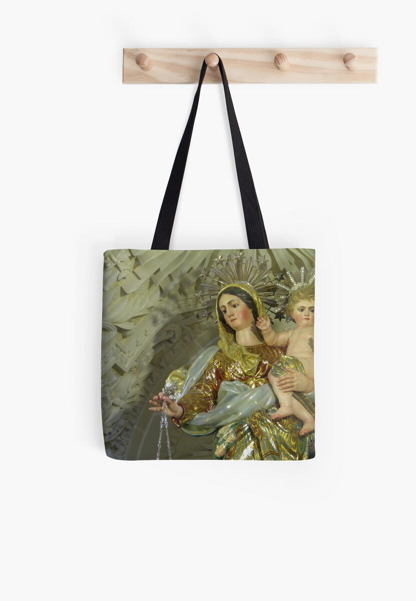 Mater Decor Carmeli Tote Bag By Fajjenzu