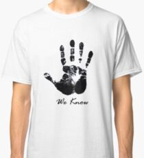 The Dark Hand Classic T-Shirt