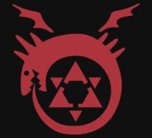 FullMetal Alchemist Uroboro [red] | Unisex T-Shirt