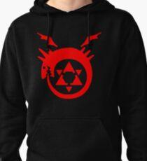 FullMetal Alchemist Uroboro [red] Pullover Hoodie
