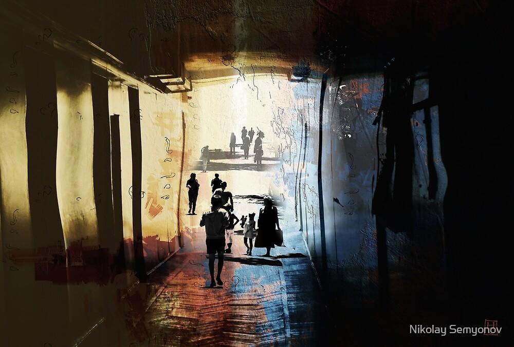 liquid spaces.portal by Nikolay Semyonov