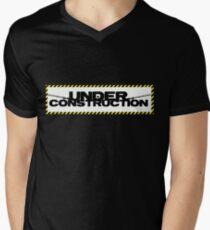 Under construction Men's V-Neck T-Shirt