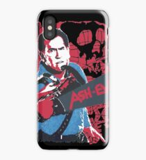 Ash vs. Evil Dead iPhone Case