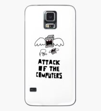 Attack of the Computers Case/Skin for Samsung Galaxy