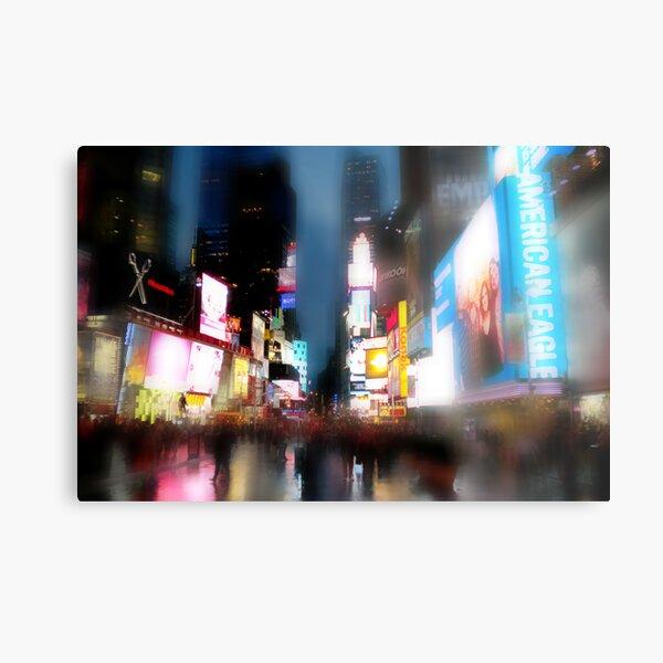 NY in 20 pics: #13 Metal Print