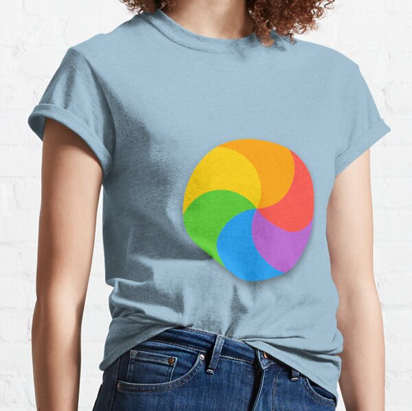 Spinning Wait Cursor Classic T-Shirt