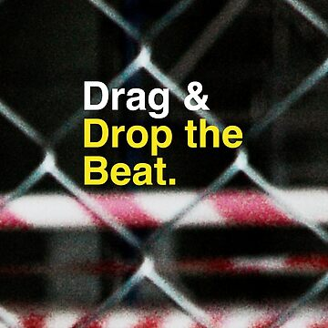 Drag & Drop the Beat by roger