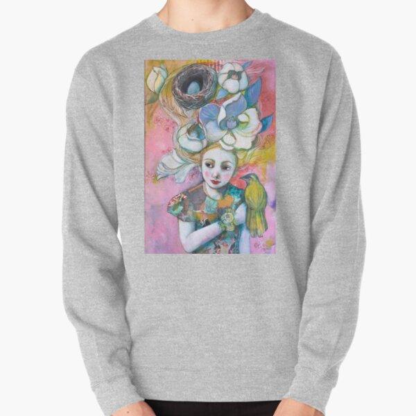Love Made Visible Pullover Sweatshirt