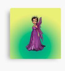 Little Fairy Canvas Print