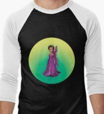 Little Fairy Men's Baseball ¾ T-Shirt