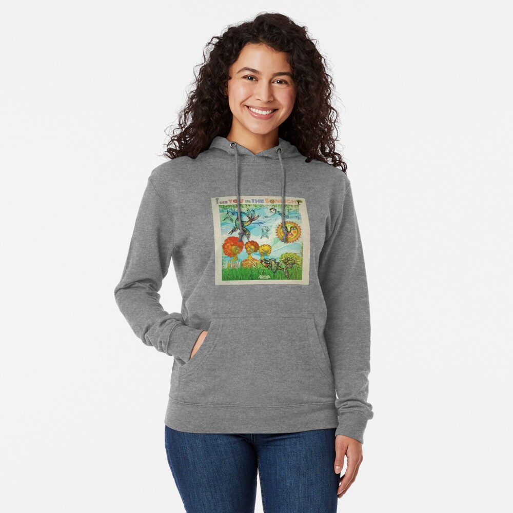 I see you in the Sunlight Lightweight Hoodie