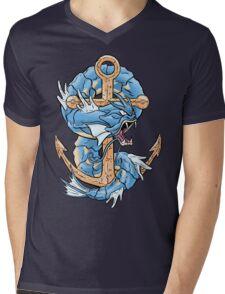 Dragon Rage Mens V-Neck T-Shirt