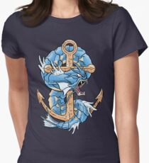 Dragon Rage Women's Fitted T-Shirt
