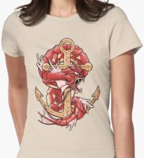 Lake of Rage Womens Fitted T-Shirt