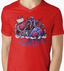 A Cruel Fate Mens V-Neck T-Shirt