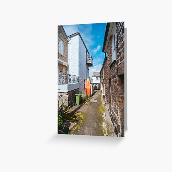 Mousehole, Cornwall - 2020 Greeting Card