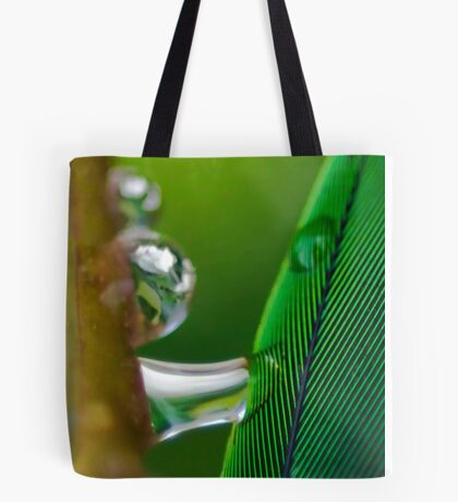 Dreams of Green Tote Bag