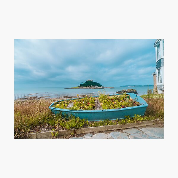 St Michael's Mount, Cornwall - 2020 Photographic Print