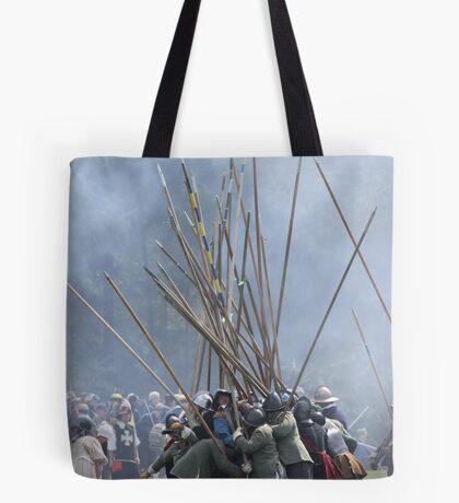 Pike Scrum - Civil War Re-enactment Tote Bag
