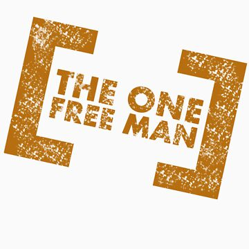 The One Free Man by GeordanUK