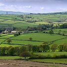 Hillside View, Baildon, West Yorkshire by strangelight