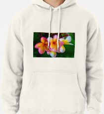 Tropical Beauty Pullover Hoodie
