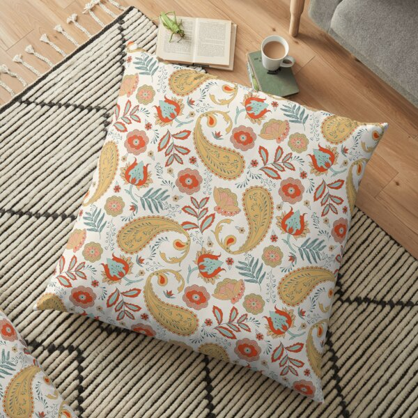 timeless and fashionable. Floor Pillow