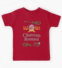 Chateau Romani (Dark Shirt) Kids Clothes